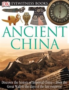 eBook cover of Ancient China