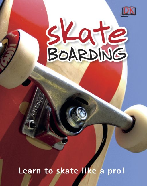 eBook cover of Skateboarding