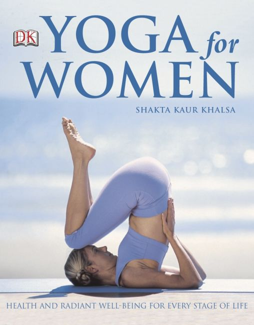 eBook cover of Yoga for Women