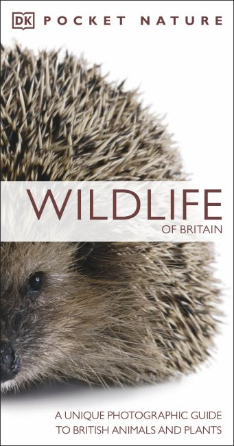 Paperback cover of Pocket Nature Wildlife of Britain