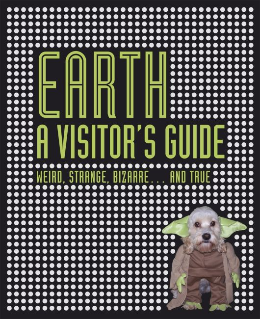eBook cover of Earth A Visitor's Guide