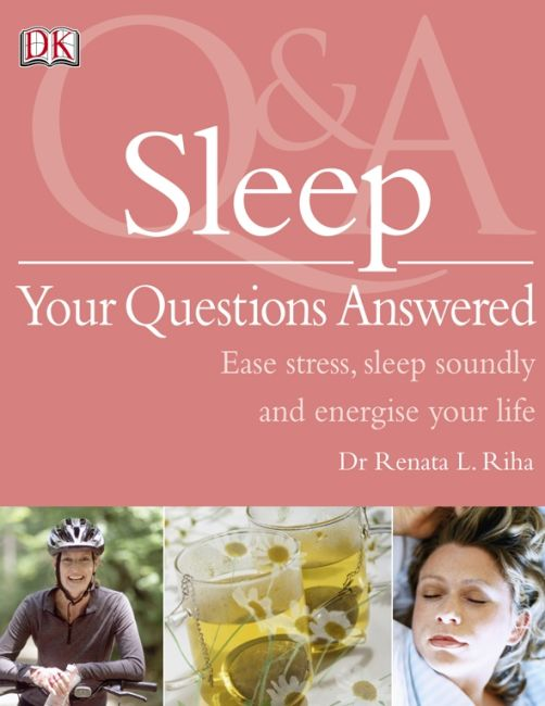 eBook cover of Sleep Your Questions Answered