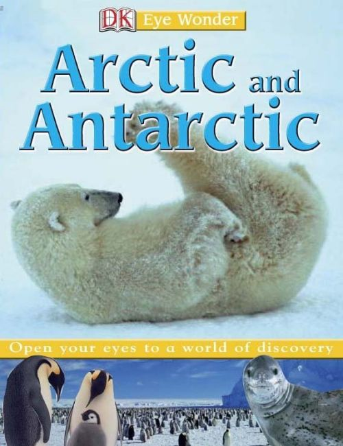 eBook cover of Arctic and Antarctic