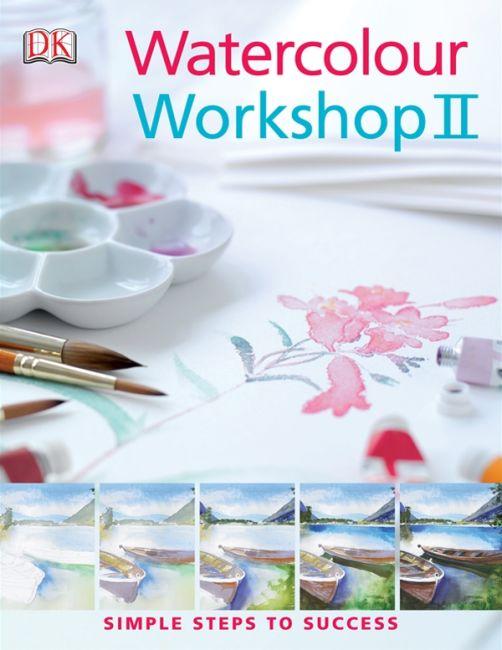 eBook cover of Watercolour Workshop II