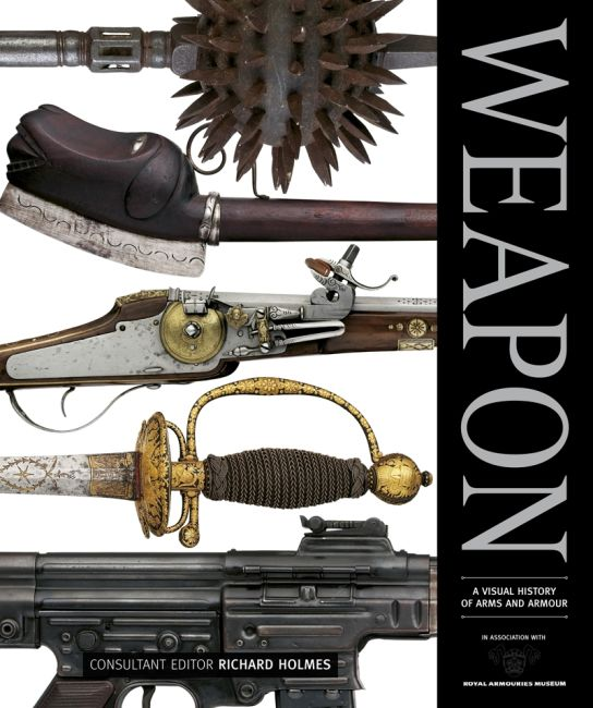 eBook cover of Weapon