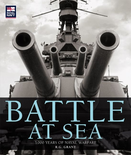 eBook cover of Battle at Sea