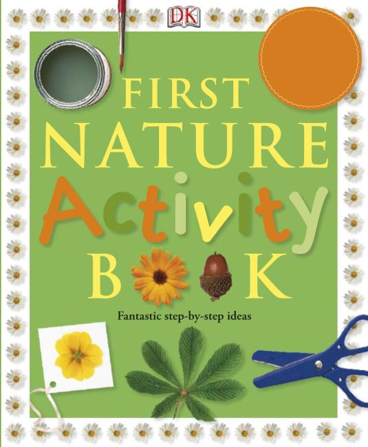 eBook cover of First Nature Activity Book