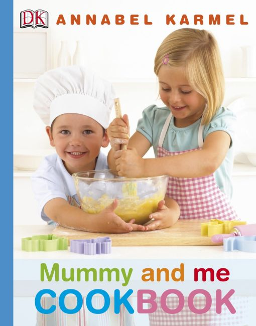 eBook cover of Mummy and Me Cookbook