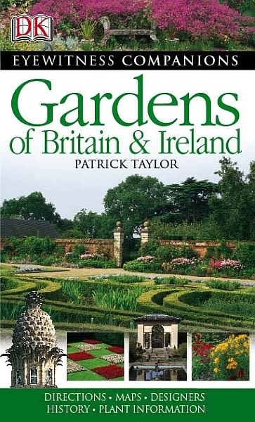 eBook cover of Gardens of Britain and Ireland