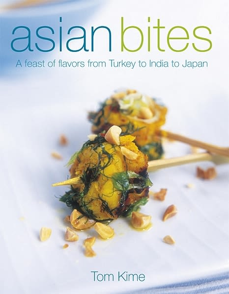 eBook cover of Asian Bites