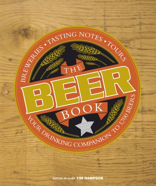 eBook cover of The Beer Book