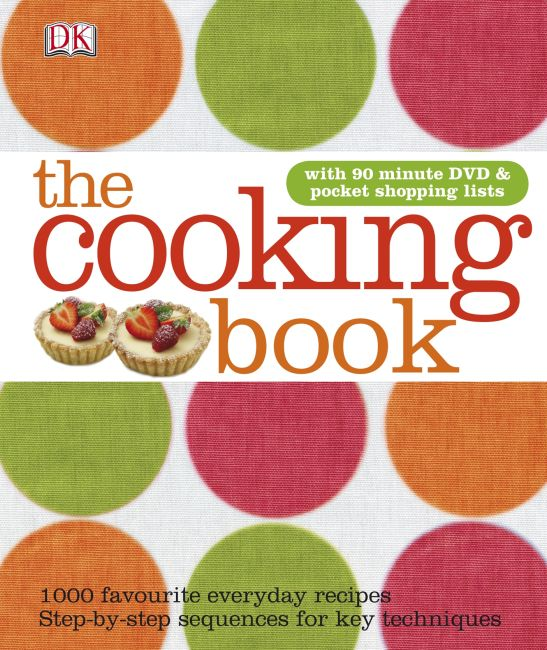 eBook cover of The Cooking Book
