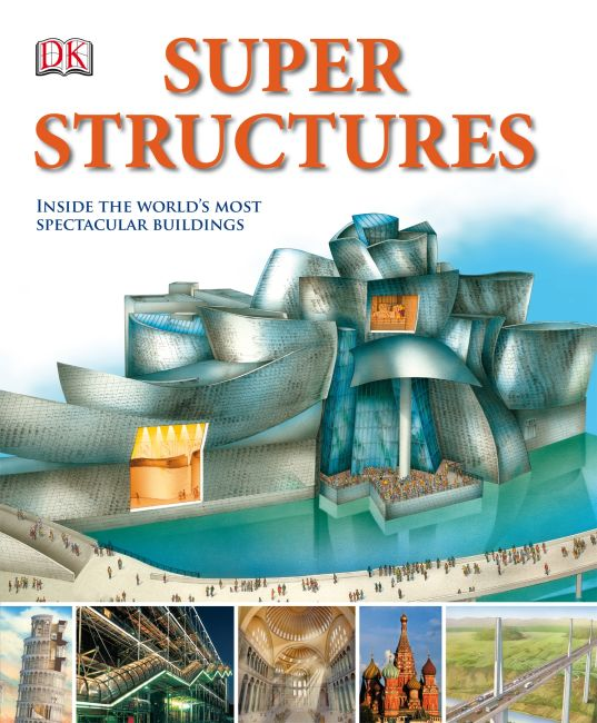 eBook cover of Super Structures