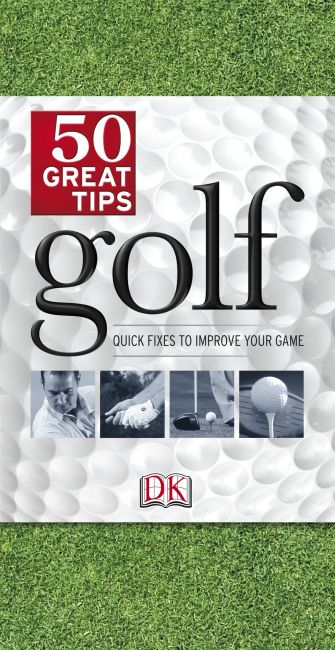 eBook cover of Golf 50 Great Tips