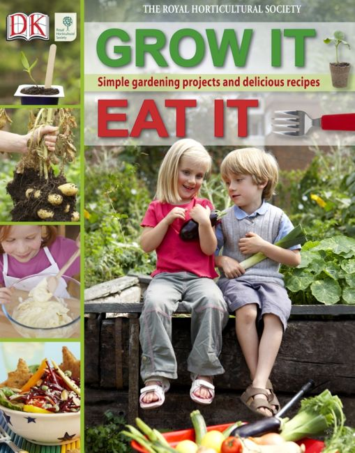 eBook cover of RHS Grow It, Eat It