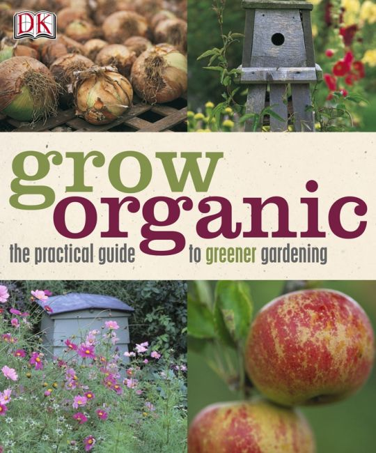 eBook cover of Grow Organic