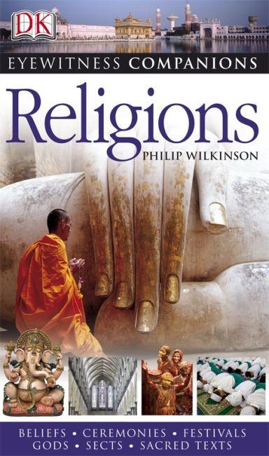 eBook cover of EW Companions:Religions