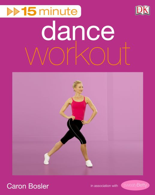 eBook cover of 15-Minute Dance Workout
