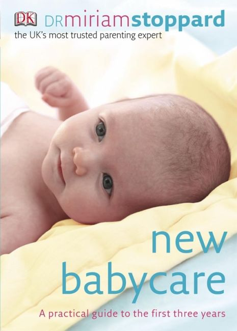 eBook cover of New Babycare