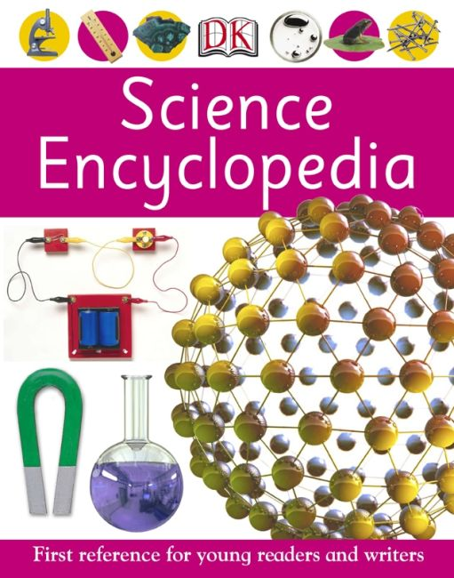 eBook cover of Science Encyclopedia