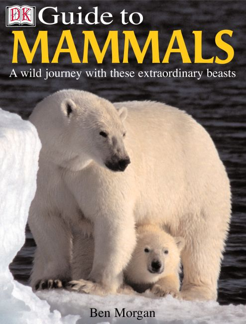 eBook cover of DK Guide to Mammals