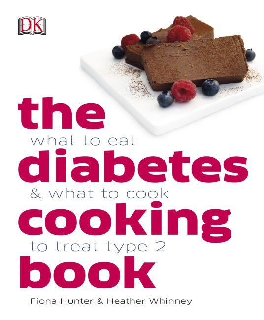 Hardback cover of The Diabetes Cooking Book