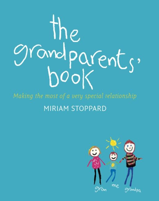 eBook cover of The Grandparents' Book