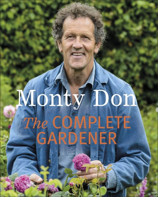 Paperback cover of The Complete Gardener