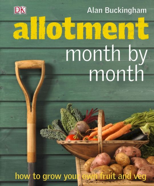eBook cover of Allotment Month  by Month