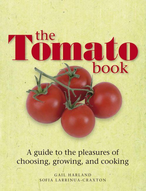 eBook cover of The Tomato Book