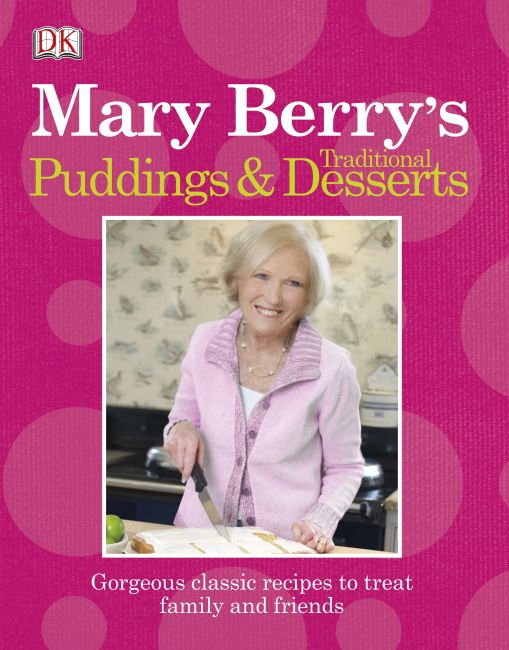 eBook cover of Mary Berry's Traditional Puddings and Desserts