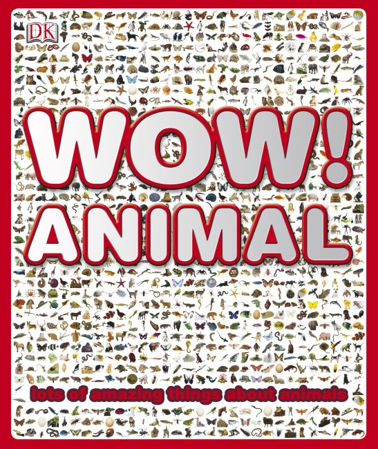 eBook cover of Wow! Animal