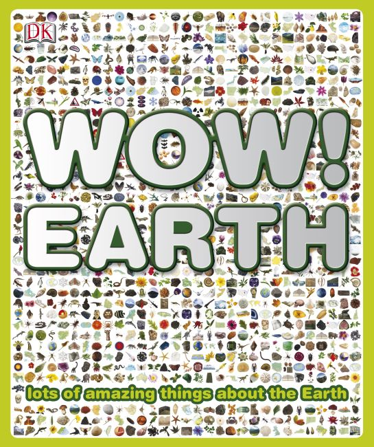 eBook cover of Wow! Earth
