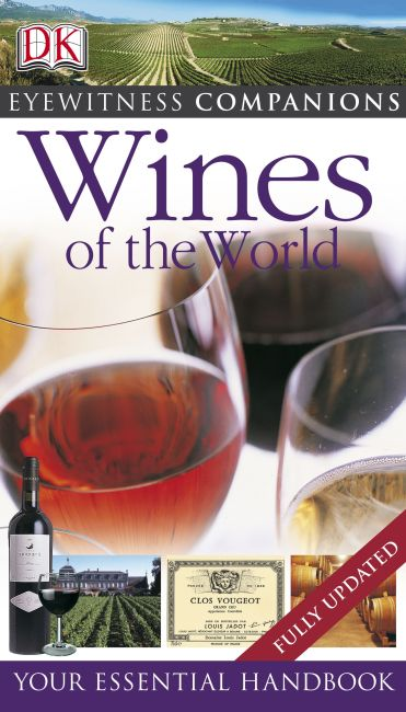 eBook cover of Wines of the World