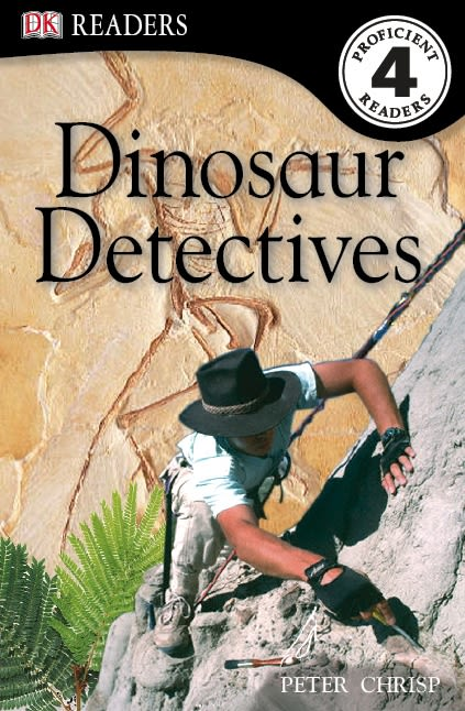 eBook cover of Dinosaur Detectives
