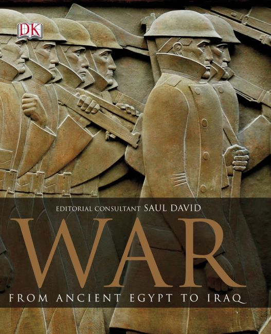 eBook cover of War
