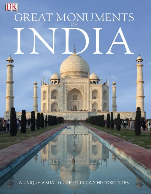 eBook cover of Great Monuments of India