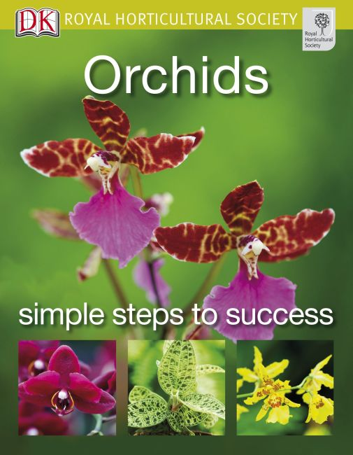 Paperback cover of Orchids