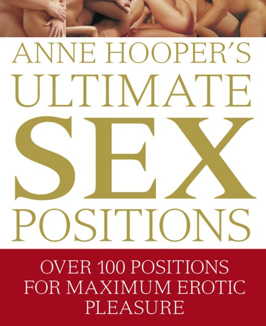 eBook cover of Anne Hooper's Ultimate Sex Positions