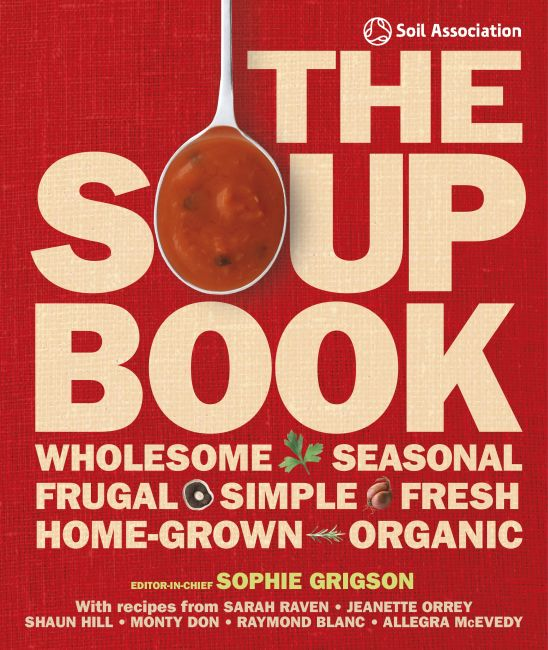 eBook cover of The Soup Book