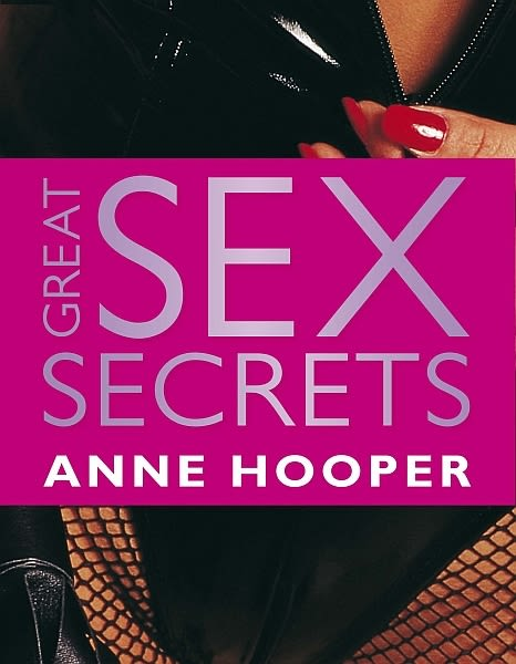 eBook cover of Great Sex Secrets