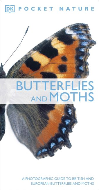 Paperback cover of Butterflies and Moths