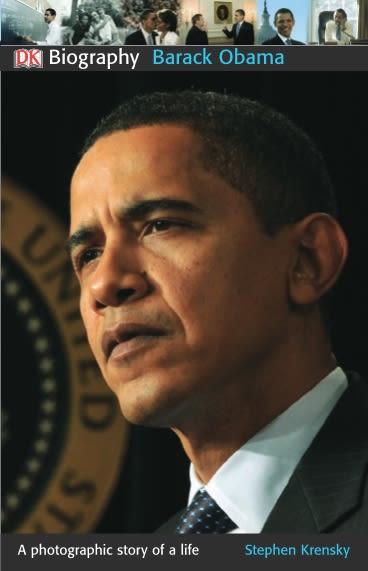 eBook cover of Barack Obama