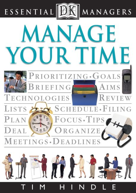 eBook cover of Manage Your Time