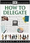 eBook cover of How To Delegate