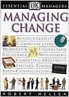 eBook cover of Managing Change