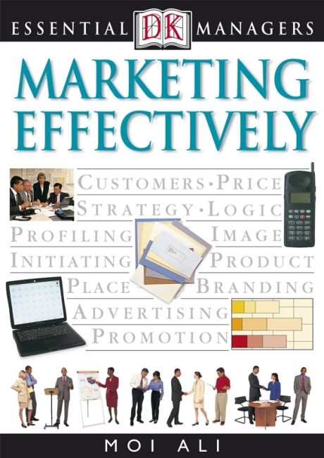 eBook cover of Marketing Effectively