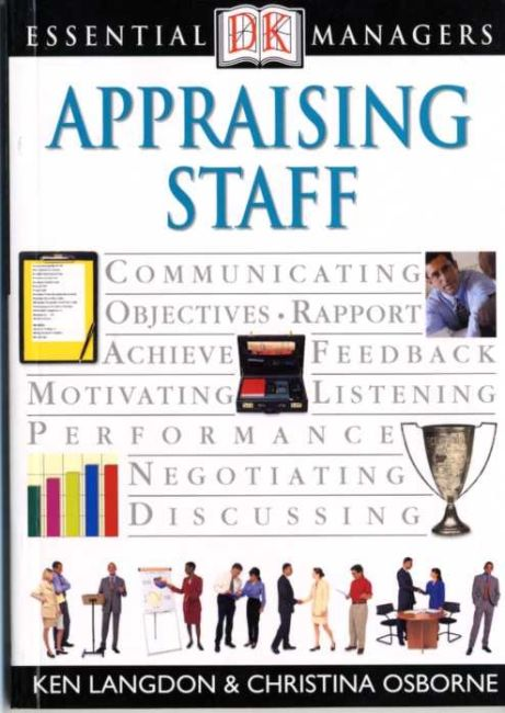 eBook cover of Appraising Staff