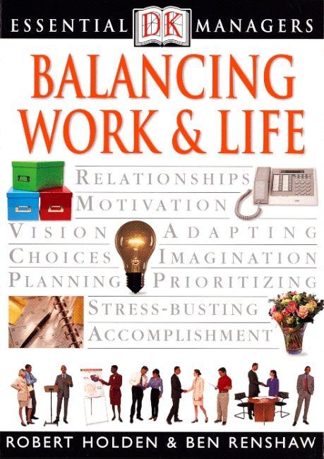 eBook cover of Balancing Work & Life