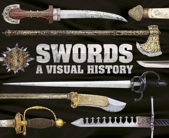 eBook cover of Swords